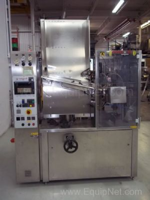 Unipac Tube Filler Model Silver 80