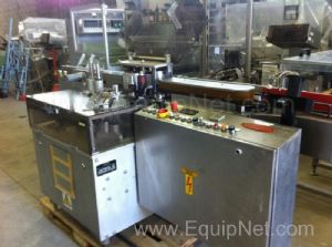 Bausch Strobel EKF 1012 Glue Labeling Machine