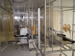 Bausch and Stroebel WDS 4001 Vials Filler