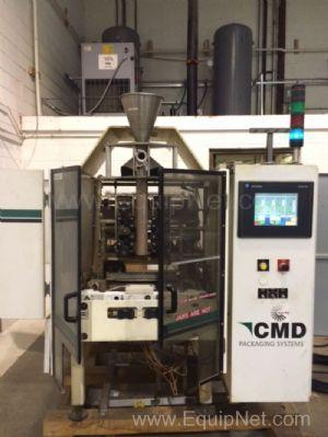 CMD Hayssen 12-16 HR Vertical Form Fill and Seal Bagger