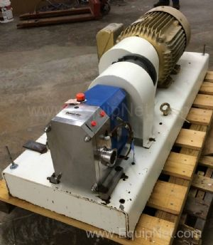 Viking Stainless Steel S3S Positive Displacement Pump
