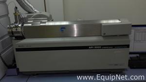 Espectrómetro de masa AB Sciex API 5000 sin LC