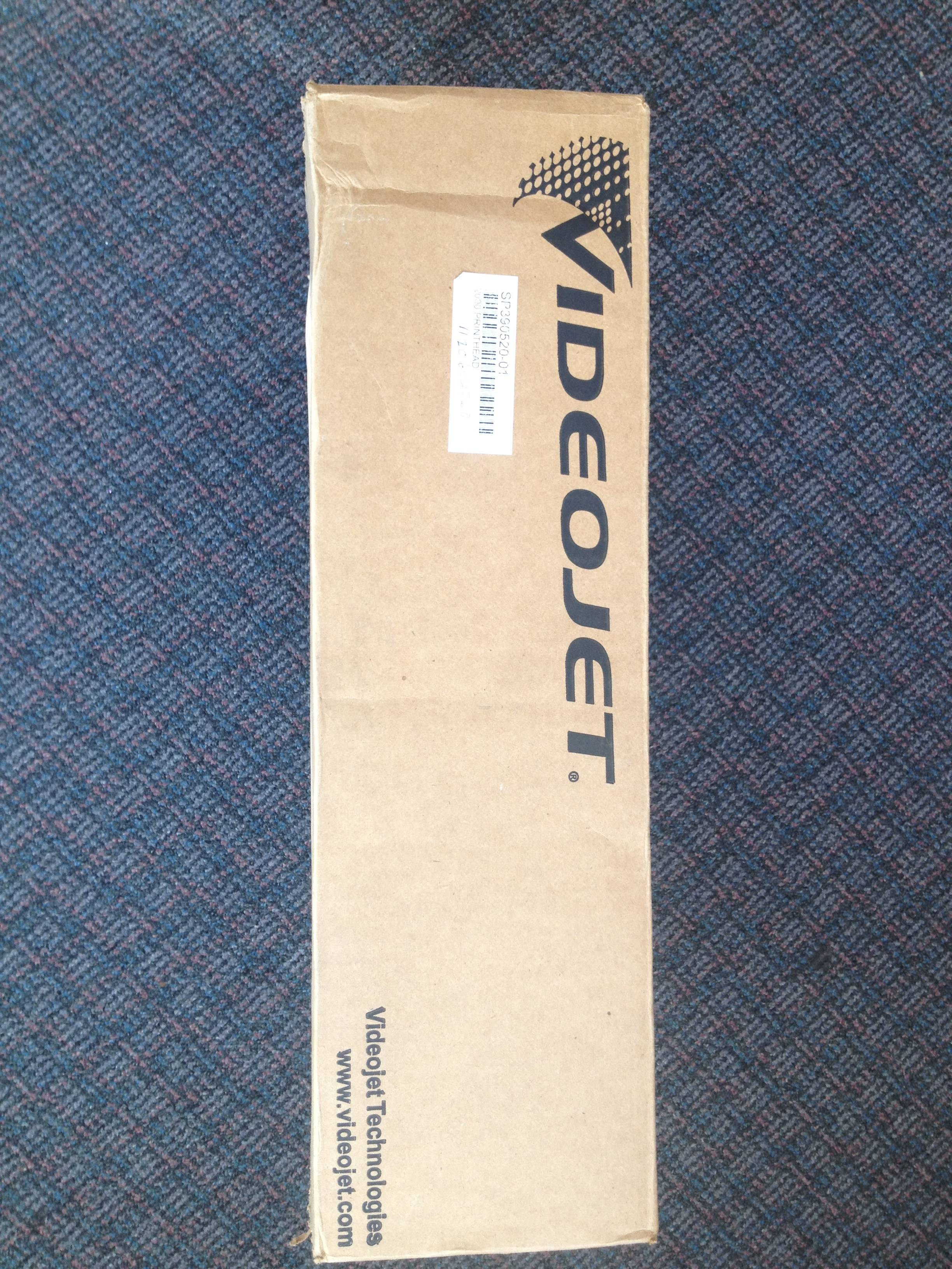 VideoJet SP390520-01 Printhead and Umbilical Assembly Still in Box