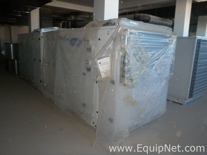 Carrier Corporation Unused Combined Zone Z8 Air Handling and Extract System