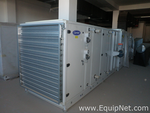 Carrier Corporation Unused Combined Zone Z3 Air Handling System