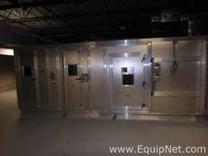 Unused EAS Custom Air Handlers Cleanroom Air Handling Unit