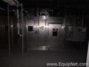 Unused EAS Custom Air Handling Unit
