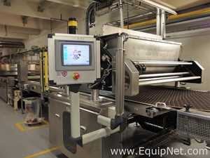 DEPOSITING EXTRUDING AND WIRE-CUTTING MACHINE