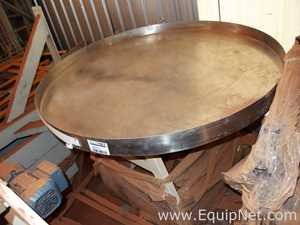47 INCH DIAMETER ROTARY TABLE