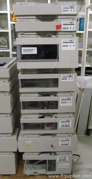 Agilent 1100 Series HPLC