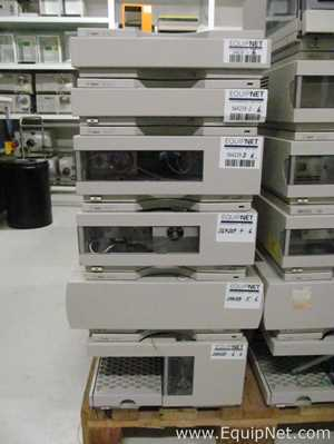 HPLC Agilent Technologies 1100 Series
