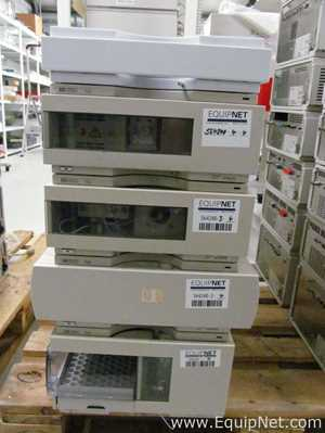 HPLC Hewlett Packard 1100 Series