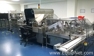 Maschinpex Visomat IV syringes inspection machine
