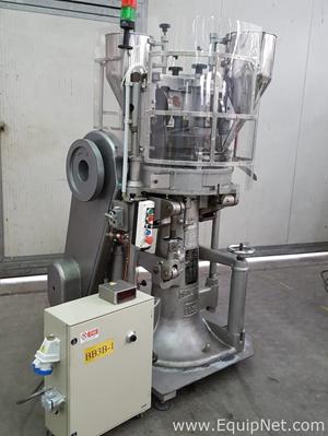 Compressora de Comprimidos Manesty BB3B