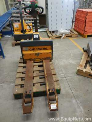 Jungheinrich EME AC 12 26X46 Battery Operated Pallet Jack