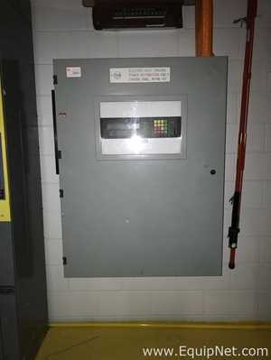 Electrical Heat Tracing Panel Enclosure