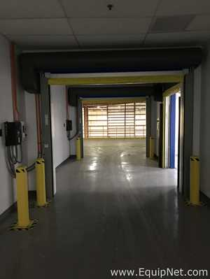 Puerta Rytec Corporation Rapid Plastic Rolling Doors