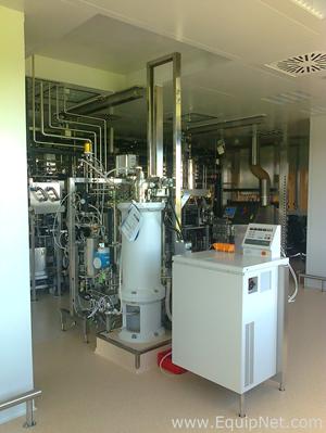 Hitachi Koki Co., Ltd. Large-Scale Continuous Flow Ultracentrifuge, Model CC40