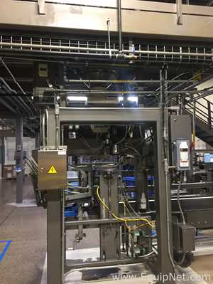 Paxall Parsons S Bagging Machine For Pre Made Bags With Scale
