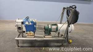 Wright Flow Technologies Ltd 1300 Positive Displacement Pump