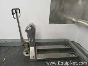 Mettler Toledo IT6000 Mobile Pallet Jack Scale