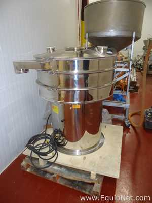 Gaofu 549-1000-IS 36 inch Double Deck Sifter