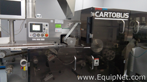 ACG PamPac Machines Cartoblis Blister Packaging Line for tablets and capsules