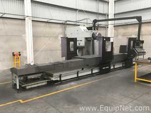 Zayer 20KF 3500 Bed Type Milling Machine