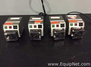 Lot of 4 GE Healthcare Peristaltic Pumps