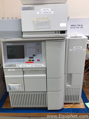 Sistema HPLC Waters e2695