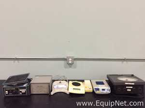 Lot Of Miscellaneous Lab Equipment