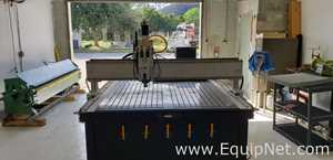 K2 CNC KG12050 Milling Machine