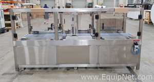 Unused PlexPac B24-180HS-SS Automatic Horizontal Tray Sealer and Heat Tunnel