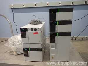 Shimadzu Prominence HPLC System with SPD-20A Detector Two CTO-20A|LC-20AP|FCV-200AL and CBM-20A Modu