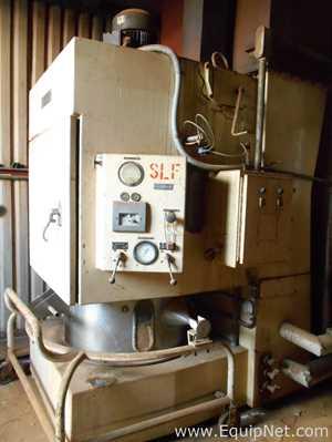 Fitzpatrick FA-150 Secador de Lecho Fluido