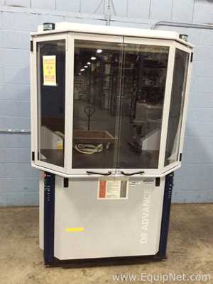 Bruker D8 Advance X-Ray Diffractometer With Haskris LX2-A2 Chiller