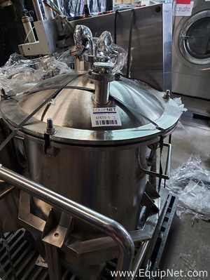 Tanque aço inox Hidratec Procesos  70L