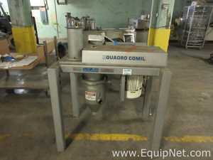 Quadro Engineering Inc. 194 Stainless Steel Granulator