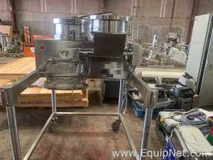 Fitzpatrick D6A Stainless Steel Mobile Comminutor Hammer Mill
