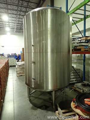 Pugsley Brewing Projects International 50 Barrel, 1500 Gallon Stainless Steel Jacketed Tank