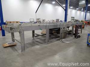 Alliance Industrial Corp. Single Belt Accumulating Table
