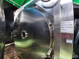 Liofilizador Marca Boc Edwards Modelo Lyomax 5