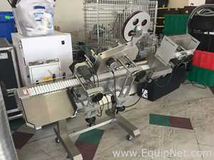 Accutek Labelette APS-134 Automatic Horizontal Wrap Labeler