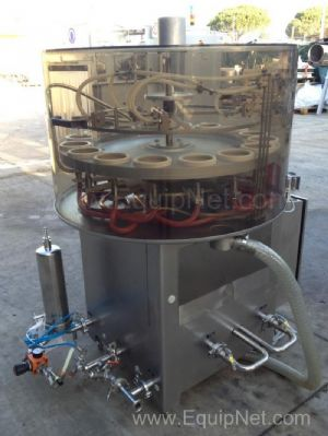 Bausch and Strobel FAW 500 Rotary Bottle Washer