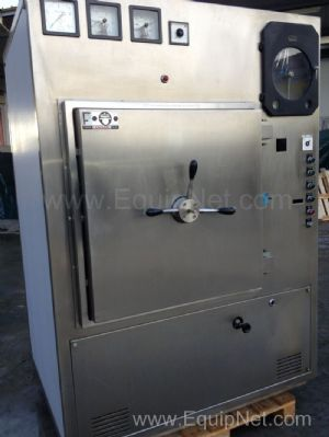 Fedegari Model FO3 Industrial Steam Sterilizer