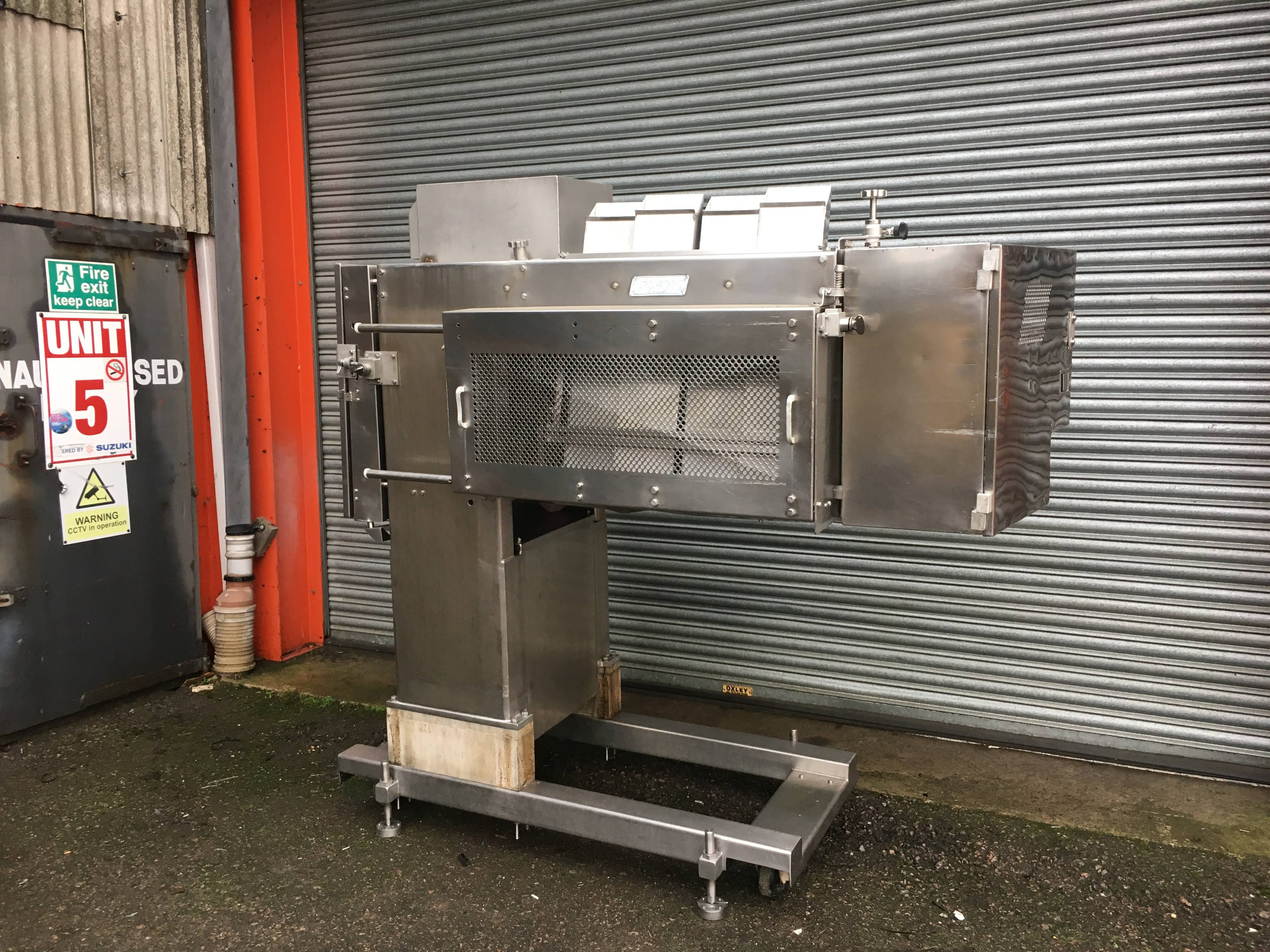 Grote 530 Portion Pendulum Slicer Over Conveyor Type