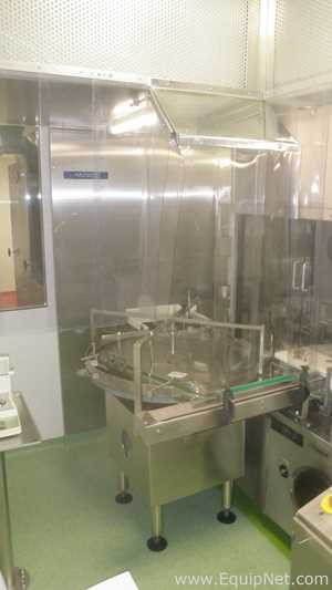 Bosch VSR F01 Vial Filling And Stoppering Machine