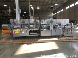 Encajadora MGS Machine Corp HIS 2400