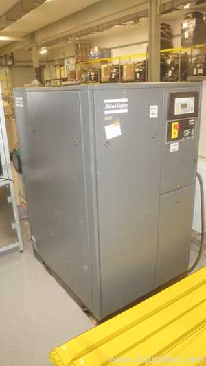 Atlas Copco SF8 Air Compressor