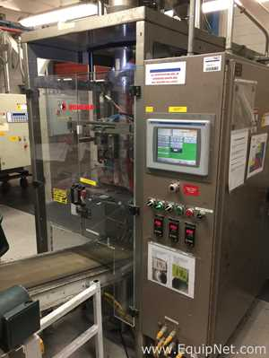 Rovema VPI 260 Vertical Form Fill and Seal With Volumetric Rotary Fill Head